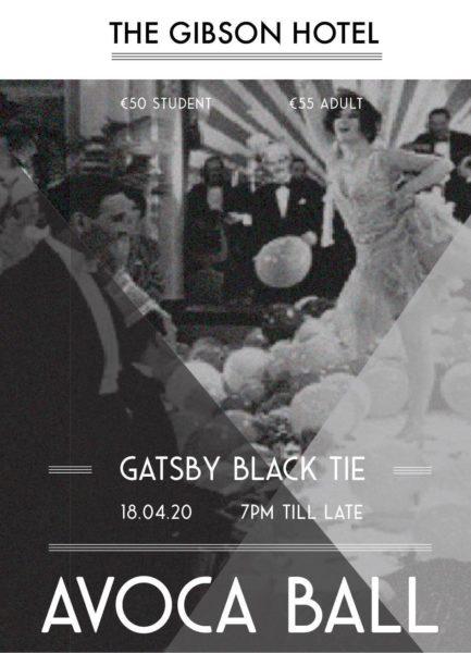 Gatsby Black Tie - Gibson Hotel