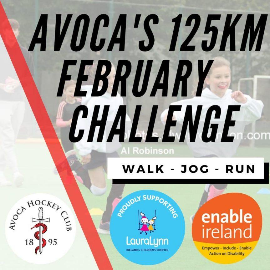 Avoca HC 125k Charity Challenge