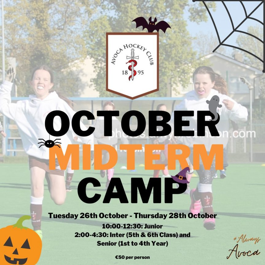 October Midterm Camp